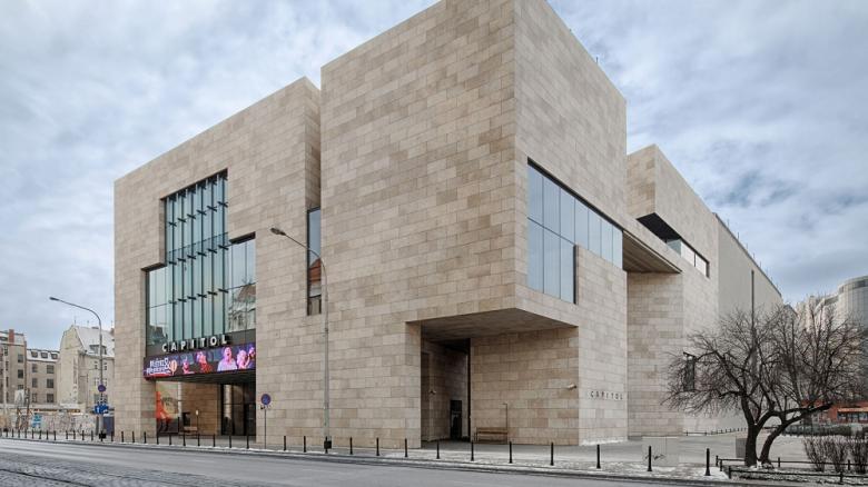 Tak wygląda budynek Teatru Muzycznego CAPITOL