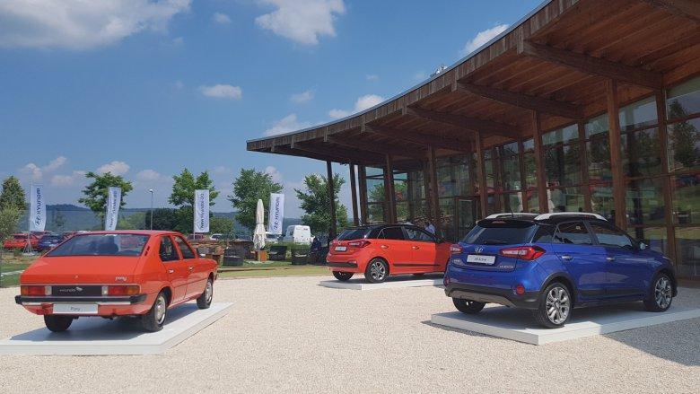 Od Pony po i20 – Hyundai nieźle odrobił lekcje.