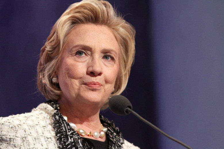 Hillary Clinton oficjalnie potwierdziła swój start w walce o fotel prezydenta USA. Sondaże wróżą jej zwycięstwo.