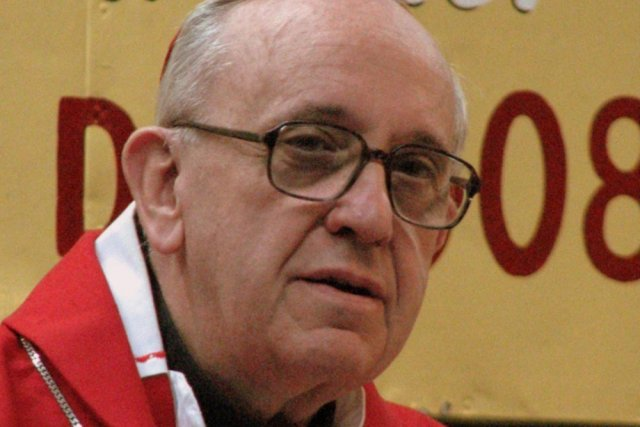 Papież Franciszek - jezuita Jorge Mario Bergoglio z Argentyny
