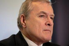Minister kultury Paweł Gliński zdenerwował się pytaniem o dotacje dla Europejskiego Centrum Solidarności.