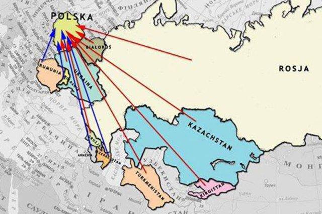 """W ramach akcji """"Powrót do Polski"""" można wysłać list do premiera z poparciem dla sprowadzania Polaków ze Wschodu"""