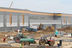 Budowa centrum logistycznego w Bielanach Wrocławskich
