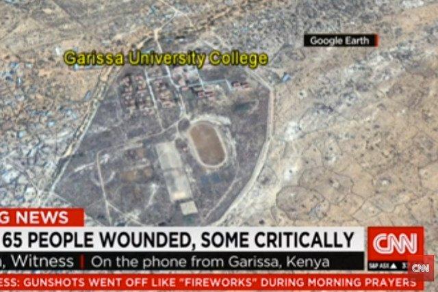 W ataku terrorystycznym na kenijski uniwersytet zginęło co najmniej 147 osób