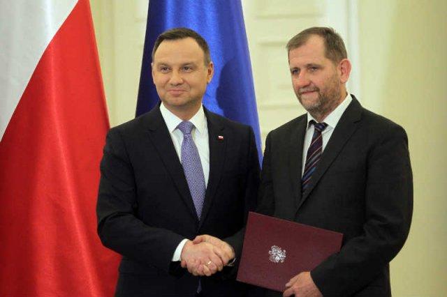 Profesor Andrzej Waśko będzie w imieniu prezydenta Andrzeja Dudy pilnował wprowadzania reformy edukacji.