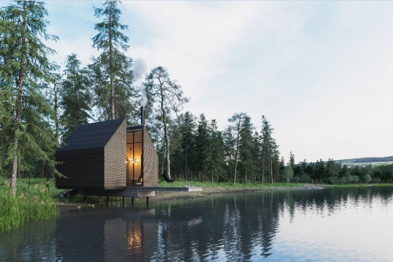 Projekt domu letniego