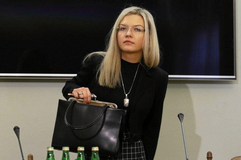 Małgorzata Wasserman może przesłuchać kolejnych świadków