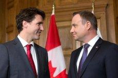 Kanada pod rządami Justina Trudeau chętnie przyjmuje uchodźców.