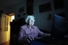 Posty starszych ludzi w internecie często są dość specyficzne.