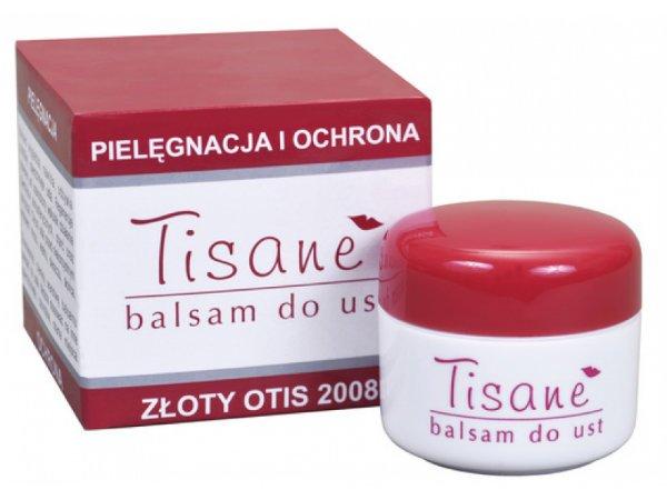Tisane, pielęgnacyjny balsam do ust