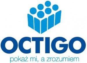 Logo OCTIGO - pokaż mi, a zrozumiem