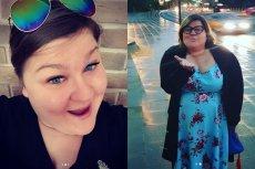 Dominika Gwit od lat zmaga się z nadwagą. Teraz mówi wprost: otyłość to choroba, ale można wyglądać pięknie mimo nadprogramowych kilogramów.