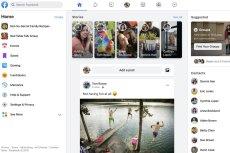Facebook zaprosił pierwszych użytkowników z Polski do przetestowania wersji testowej nowej strony głównej.