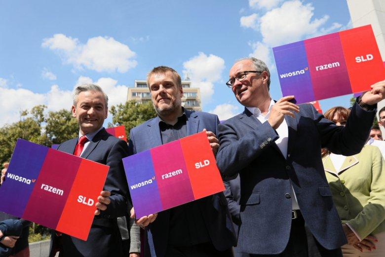 PPS dołączyła do SLD, Wiosny i Razem.