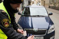 Straż Miejska może przeprowadzić kontrolę kierowcy w określonej sytuacji.