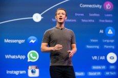 Szef Facebooka zapowiedział integrację Messengera, WhatsApp i Instagrama. Ich użytkownicy będą mogli przesyłać sobie wzajemnie wiadomości.