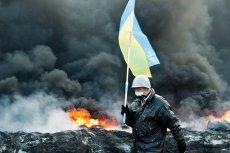 Konflikt na Ukrainie trwa już ponad rok