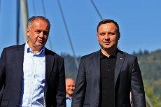 Andrzej Duda bardzo kolegował się z Andrejem Kiską. Teraz prezydentem Słowacji zostanie ktoś o poglądach zupełnie innych niż polska głowa państwa.
