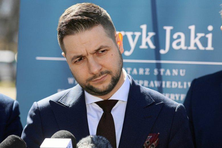 Jaki zaatakował dziennikarza, który skrytykował jego wypowiedź o nauczycielach i Wermachcie.