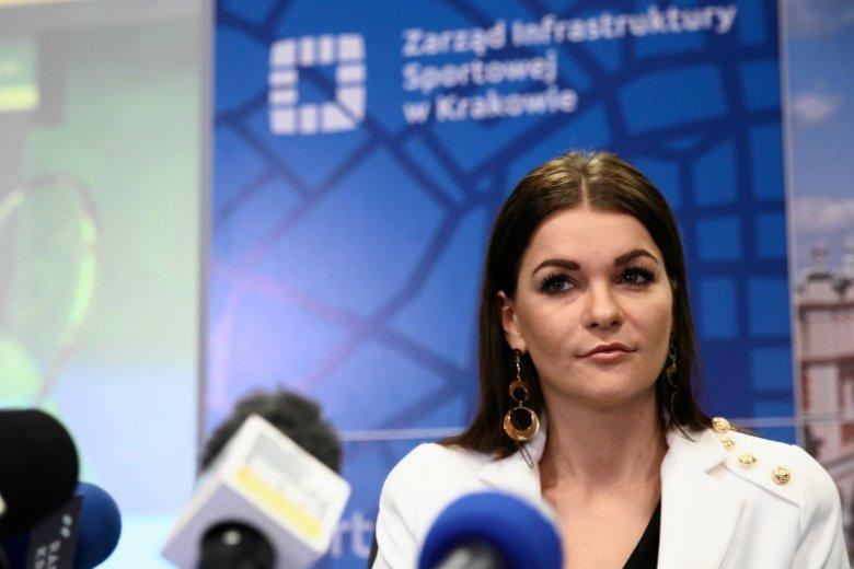 Była tenisistka nie zostanie honorową obywatelką Krakowa.