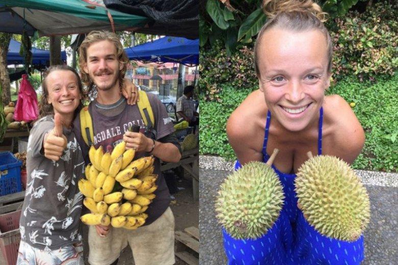Justyna od 5 lat je tylko owoce i jest szczęśliwsza niż kiedykolwiek. Jej partner, 26 - letni Simon, również przeszedł na frutarianizm