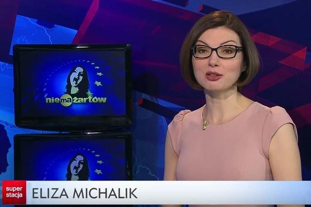 Eliza Michalik kończy współpracę z Superstacją.