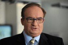 Saryusz-Wolski chce z powrotem wejść do Parlamentu Europejskiego, ale tym razem z listy PiS