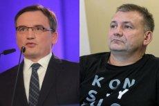 Zbigniew Ziobro złożył skargę nadzwyczajną do SN ws. sędziego Żurka.