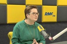 Robert Mazurek zapytał Katarzynę Lubnauer, dlaczego śledzi Sok z Buraka.