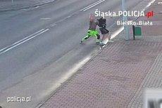 Nożownik zaatakował w Czechowicach-Dziedzicach. Przypadkowy kierowca obezwładnił sprawcę.