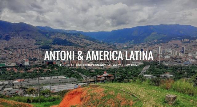 Antoni & America Latina