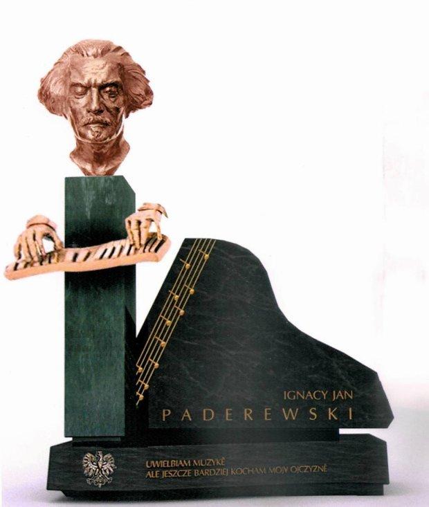 Projekt Pomnika Ignacego Paderewskiego