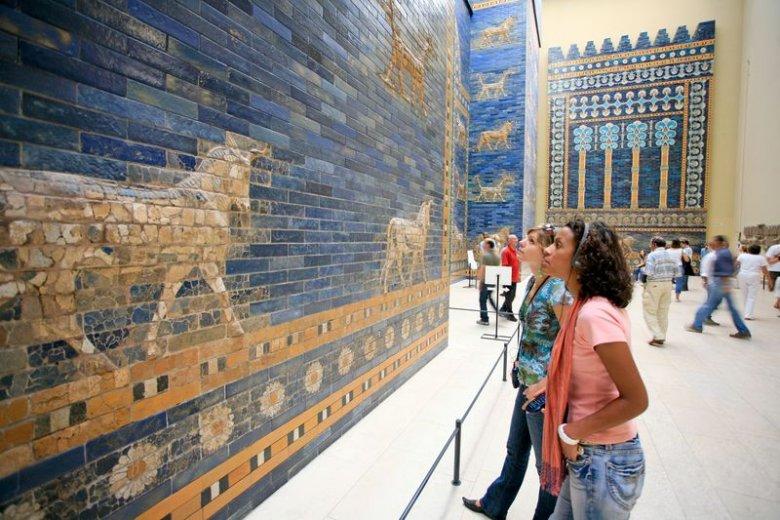 Berlin, Muzeum Pergamońskie