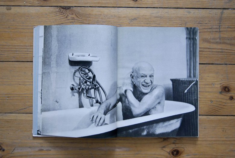 The Private World of Pablo Picasso (by David Douglas Duncan) [The Ridge Press, New York 1958]