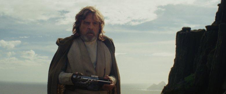 Postać Luke'a też była pełna kontrowersji