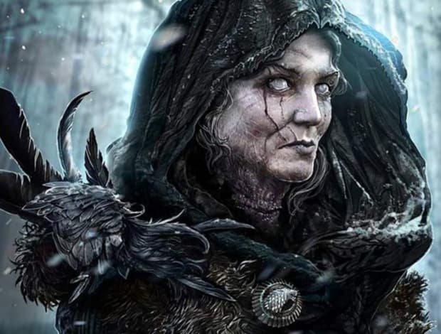 Zombie-Stark aka Lady Stoneheart