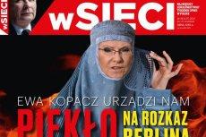 """Sąd oddalił pozew Ewy Kopacz przeciwko """"wSieci""""."""