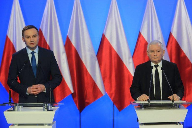 Jarosławowi Kaczyńskiemu nie po drodze było z Andrzejem Dudą iść na Jasną Górę.