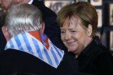 Kanclerz Angela Merkel przyznała, że to Niemcy odpowiadają za zbrodnie w obozie Auschwitz-Birkenau w czasie II wojny światowej.