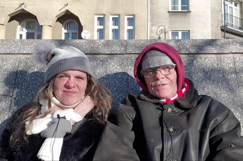 Magda oraz Jacek Kurzątkowski - autor kontrowersyjnego kanału na YouTube