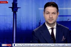 Patryk Jaki skrytykował Adama Bodnara. I uderzył w całą Platformę Obywatelską.
