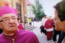 Arcybiskupa Głódzia zapytano o film Tomasza Sekielskiego. Jego odpowiedź była krytyczna.