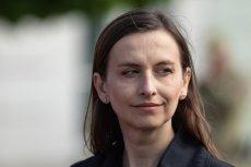 Sylwia Spurek odchodzi z Wiosny Roberta Biedronia.