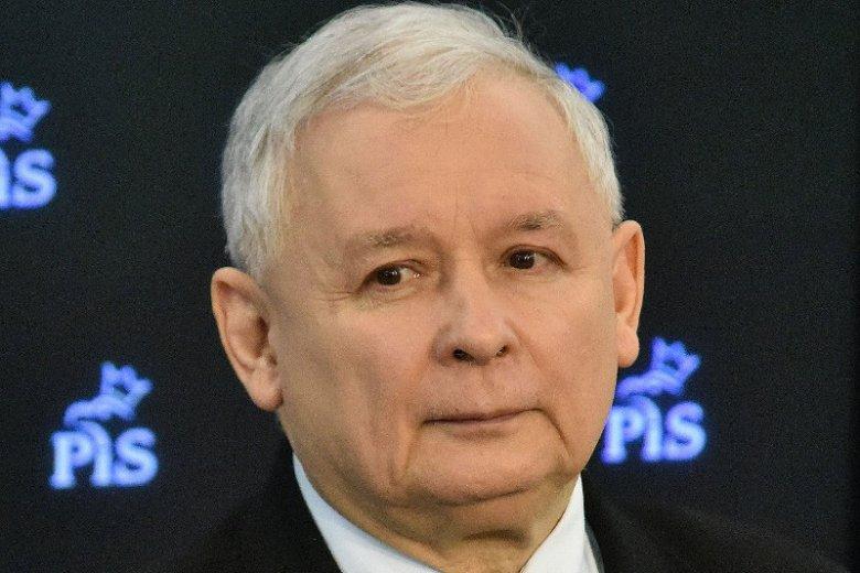 Jarosław Kaczyński jest przewodniczącym PiS od 18 stycznia 2003 r.