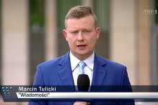 """Marcin Tulicki z """"Wiadomości"""" TVP postanowił ponad połowę materiału o śmierci Igora Stachowiaka poświęcić próbie skompromitowania PO."""