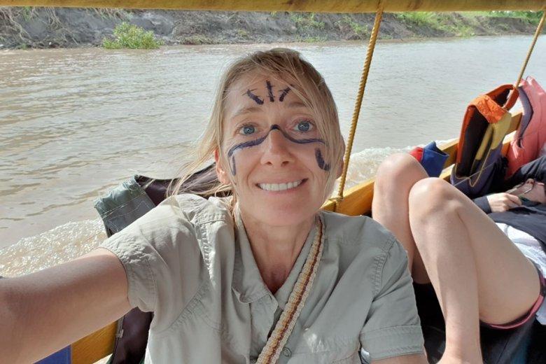 Popularna podróżniczka Beata Pawlikowska napisała jak pomóc  Amazonii. Takich porad mało kto się spodziewał
