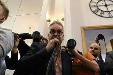 """Wojciech Czuchnowski z """"Gazety Wyborczej"""" podczas konferencji prasowej nazwał Macierewicza kłamcą i przestępcą"""