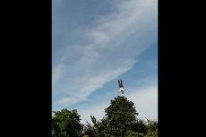 Gdynia: stan mężczyzny, któremu podczas skoku na bungee wypięła się uprząż.