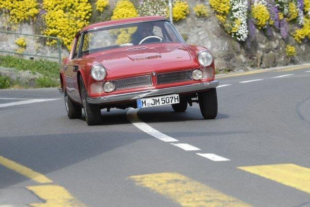 BMW 507 Michelotti