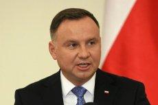 Andrzej Duda pogratulował nagrody Nobla Oldze Tokarczuk.
